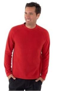 Jersey Polar Hombre Rojo