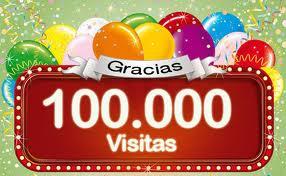 El blog Consejos y Recomendaciones alcanza las 100.000 visitas