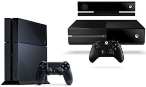 consola xbox one vs ps4