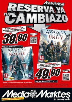 cambiazo assassins creed