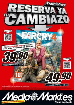 cambiazo farcry4