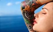 no exponer tatuaje al sol