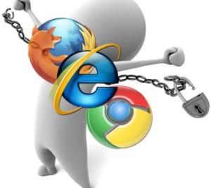 bloqueo navegador