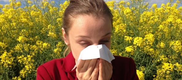 10 recomendaciones para alergias en primavera